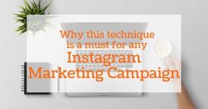 instagram marketing technique