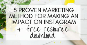 instagram marketing strategy ideas tips