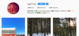 agkmay instagram following