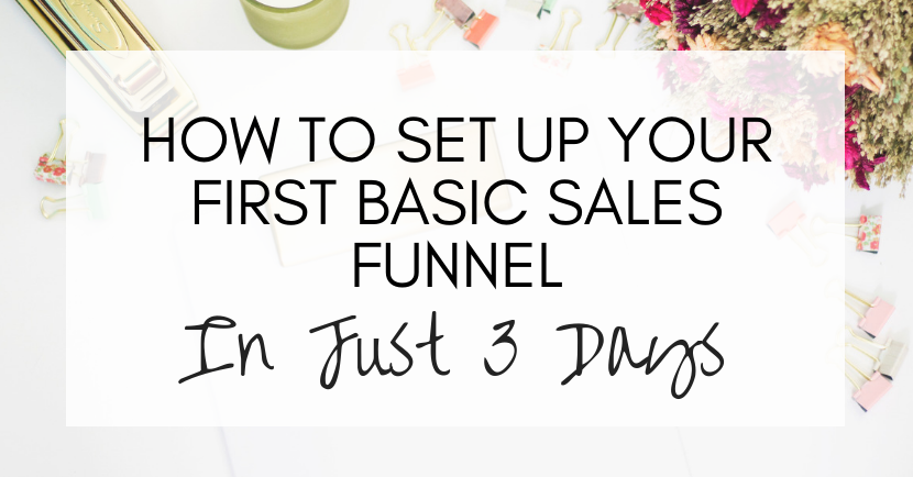 basic sales funnel